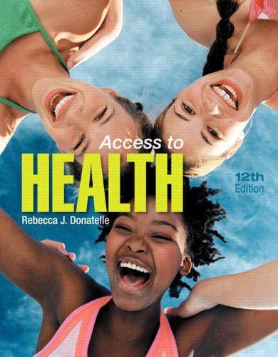Access to Health 9780321699084