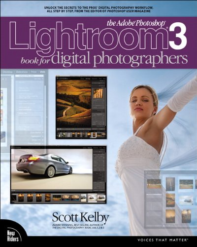 The Adobe Photoshop Lightroom 3 Book for Digital Photographers 9780321700919