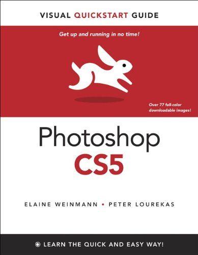 Photoshop CS5 for Windows and Macintosh 9780321701534