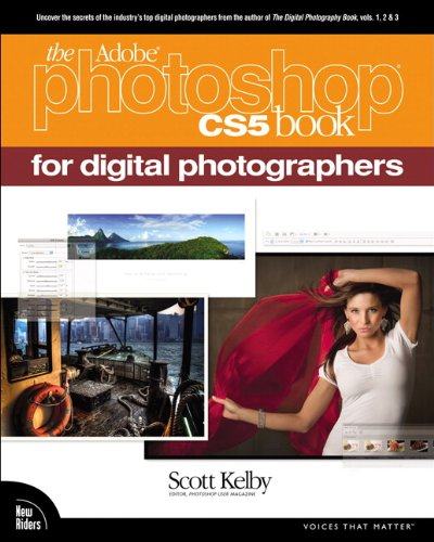 The Adobe Photoshop CS5 Book for Digital Photographers 9780321703569
