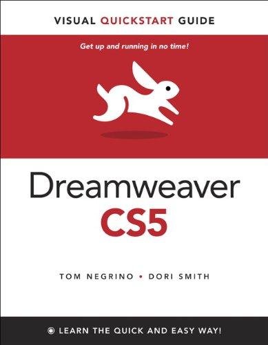Dreamweaver CS5 9780321703576