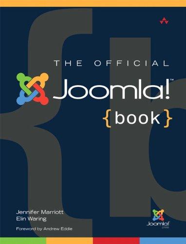The Official Joomla! Book 9780321704214