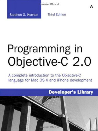 Programming in Objective-C 9780321711397