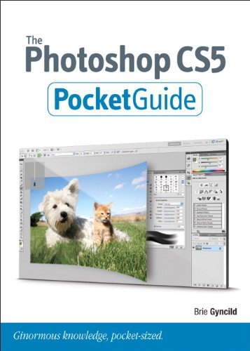The Photoshop CS5 Pocket Guide 9780321714329