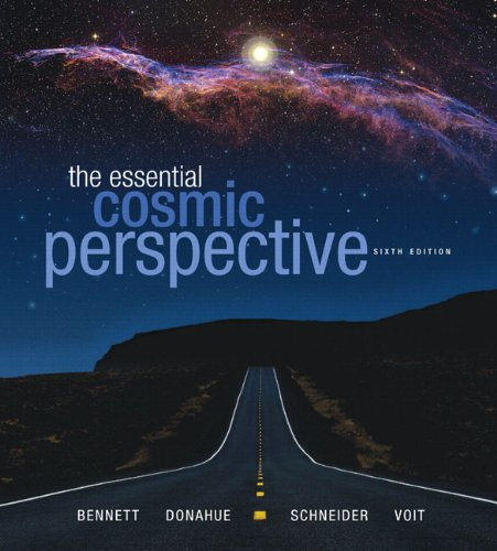 The Essential Cosmic Perspective [With Access Code] 9780321715364