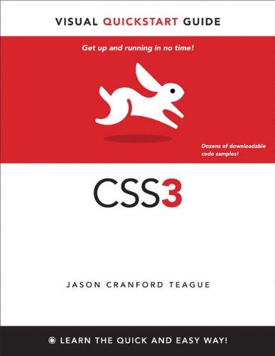 Css3: Visual QuickStart Guide 9780321719638
