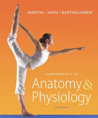 Fundamentals of Anatomy & Physiology [With Paperback Book and Access Code] 9780321719799