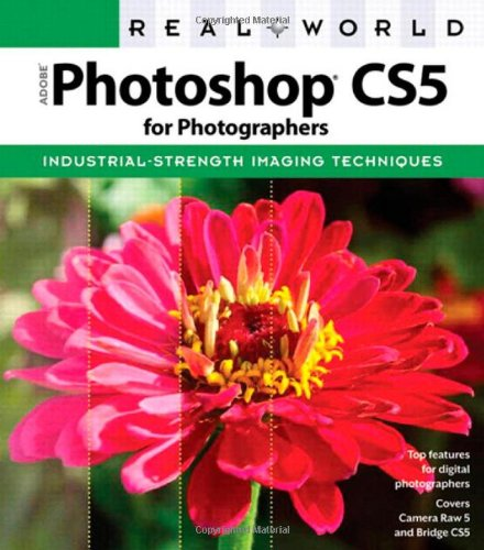 Real World Adobe Photoshop CS5 for Photographers 9780321719836