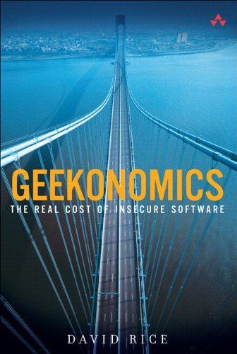 Geekonomics: The Real Cost of Insecure Software 9780321735973