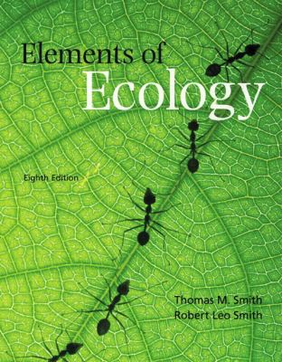 Elements of Ecology [With Access Code] 9780321736079