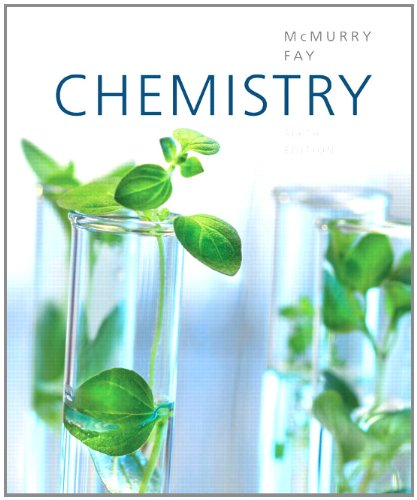 Chemistry [With Access Code] 9780321741035