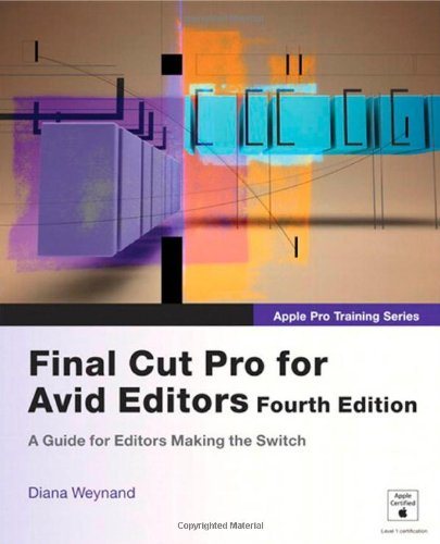 Final Cut Pro for Avid Editors 9780321741929
