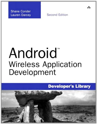 Android Wireless Application Development 9780321743015