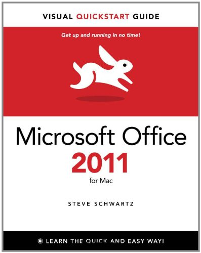 Microsoft Office 2011 for Mac 9780321751263