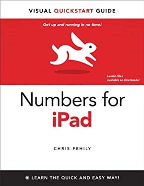 Numbers for iPad 9780321751409