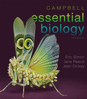 Campbell Essential Biology [With Access Code] 9780321763334