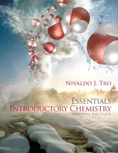 Introductory Chemistry Essentials [With Access Code]
