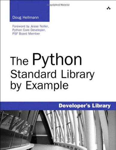 The Python Standard Library by Example 9780321767349