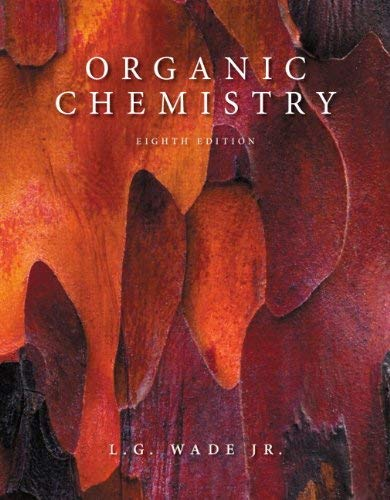 Organic Chemistry - 8th Edition