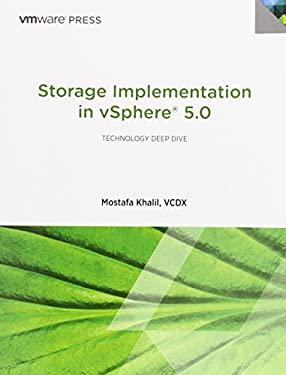 Storage Implementation in Vsphere 5.0 9780321799937