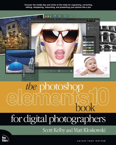 The Photoshop Elements 10 Book for Digital Photographers 9780321808240
