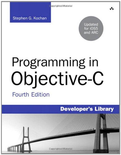 Programming in Objective-C 9780321811905