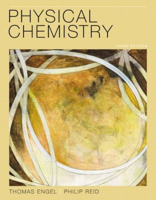 Physical Chemistry 9780321812001