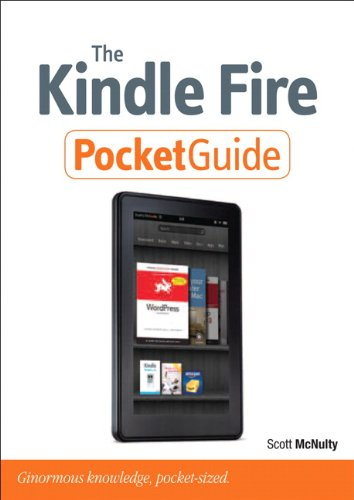 The Kindle Fire Pocket Guide 9780321820167