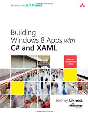 Designing Windows 8 Metro Applications with C# and Xaml 9780321822161