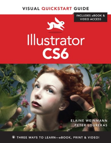 Illustrator Cs6: Visual QuickStart Guide 9780321822178