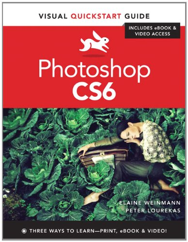 Photoshop CS6 with Access Code: For Windows and Macintosh 9780321822185