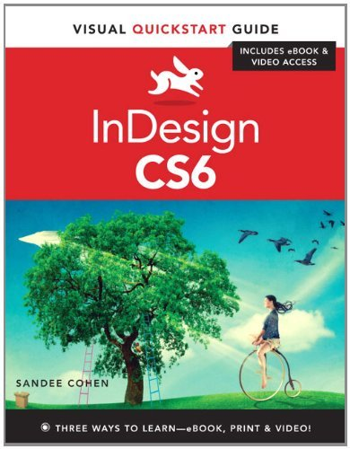 InDesign CS6 with Access Code 9780321822536