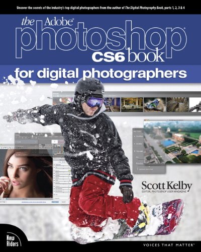 The Adobe Photoshop CS6 Book for Digital Photographers 9780321823748