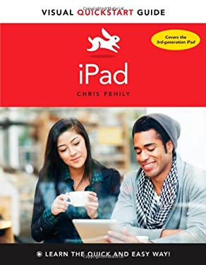 Ipad: Visual QuickStart Guide 9780321842596
