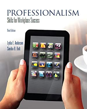 Professionalism: Skills for Workplace Success Plus New Mystudentsuccesslab 2012 Update 9780321871138