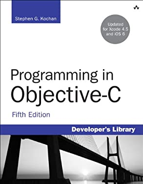 Programming in Objective-C 9780321887283