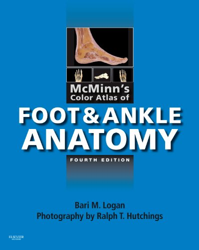 McMinn's Color Atlas of Foot and Ankle Anatomy 9780323056151