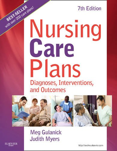 Nursing Care Plans: Diagnoses, Interventions, and Outcomes 9780323065375