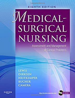 Medical-Surgical Nursing: Assessment and Management of Clinical Problems [With CDROM] 9780323065801