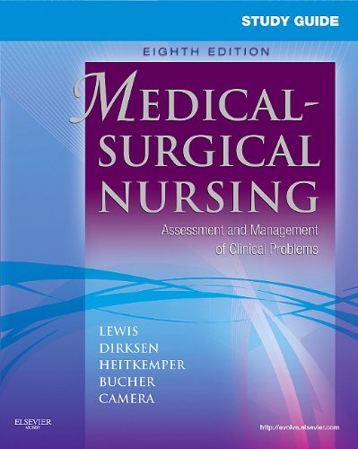 Medical-Surgical Nursing: Assessment and Management of Clinical Problems 9780323066549