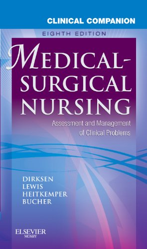 Clinical Companion to Medical-Surgical Nursing: Assessment and Management of Clinical Problems 9780323066624