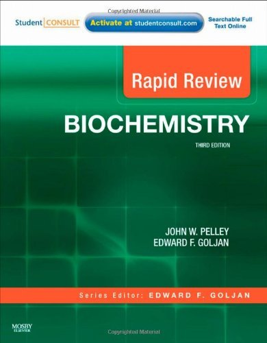 Rapid Review Biochemistry: With Student Consult Online Access - 3rd Edition