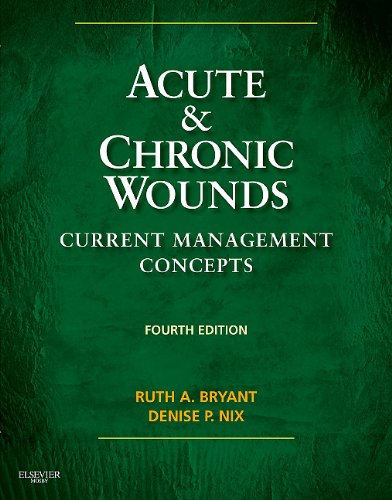 Acute & Chronic Wounds: Current Management Concepts 9780323069434