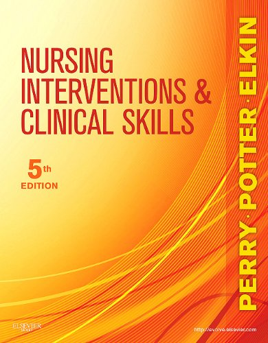 Nursing Interventions & Clinical Skills 9780323069687