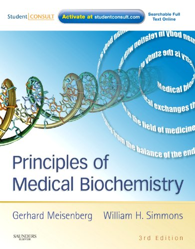 Principles of Medical Biochemistry [With Web Access] 9780323071550