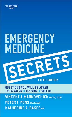 Emergency Medicine Secrets 9780323071673