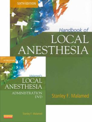 Handbook of Local Anesthesia - Book and DVD Package 9780323074124