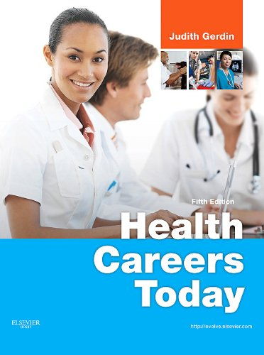 Health Careers Today 9780323075046