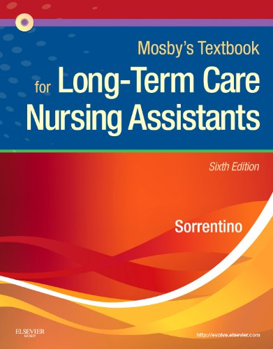 Mosby's Textbook for Long-Term Care Nursing Assistants [With CDROM] 9780323075831