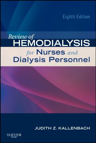 Review of Hemodialysis for Nurses and Dialysis Personnel 9780323077026